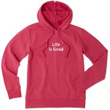 sale women u0027s hoodies u0026 sweatshirts life is good official website