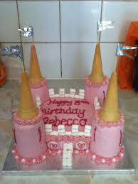 princess castle cake cakecentral