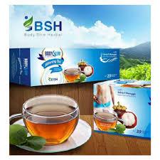 Teh Bsh slim herbal slimming tea bsh tea teh bsh original elevenia