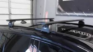 Ors Roof Racks by 2013 Bmw X3 With Thule 460r Podium Aeroblade Roof Rack By Rack