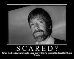 Scared Face Meme - 20 funny chuck norris pictures