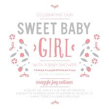 baby shower in baby shower invitations 40 designs basic invite
