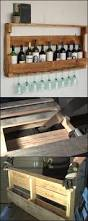 wondrous pallet wine shelf 145 pallet wine rack bookshelf how to