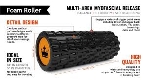 ex display designer kitchens sale amazon com foam roller for muscles exercise and myofascial