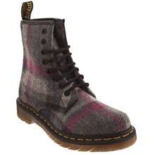 womens boots schuh dr martens adina 14 eye boots beige butterfly boots shoes