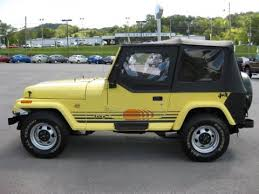 jeep islander interior used 1990 jeep wrangler islander 4x4 for sale stock 10f0457c