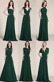bridesmaid gown emerald green gowns bridesmaids modern wedding dress fur stoles