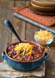 barbecue chili recipe i heart eating