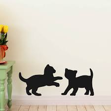 Wood Wall Stickers by Cat Wall Art Cool Metal Wall Art On Wood Wall Art Home Interior