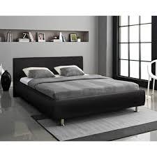 home design 85 wonderful black leather bed frames