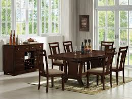 Cherry Wood Kitchen Cabinets Kitchen Cabinets Interesting Black Cherry Wood Round Dining