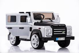 land rover jeep cars лицензиран акумулаторен джип с родителски контрол land rover