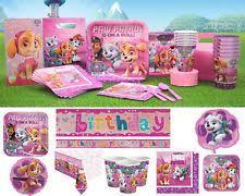 Birthday Decorations For Girls Girls Party Decorations Ebay