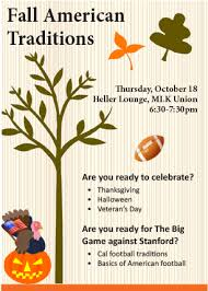 isab bio s fall american traditions this thurs 10 18 senator