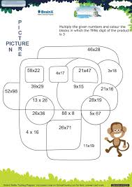 grade 3 mathematics buy maths activities and worksheets for grade 3 brainx maths