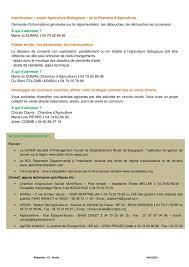 chambre agri 31 guide installation en maraîchage biologique calameo downloader