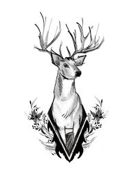 entry 17 by artistritu for tattoo design abstract animal theme