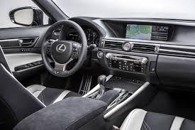 lexus harrier 2015 interior lexus gs f at the 2015 detroit auto show