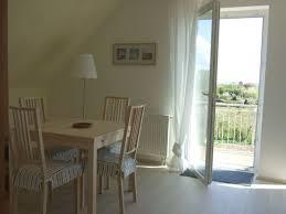 Wohnzimmer Nordseite Ferienwohnung Ostseeblick Ostholstein Familie Weilandt