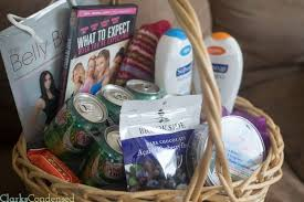 pregnancy gift basket pregnancy survival kit gift ideas