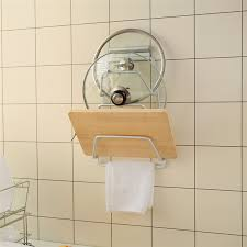 Cabinet Door Pot Lid Organizer Lid Holder Picture More Detailed Picture About New Aluminum
