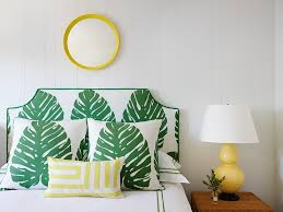 yellow and green cottage bedroom cottage bedroom