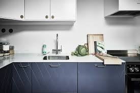 navy blue kitchen cabinet pulls beautiful blue kitchen cabinet ideas
