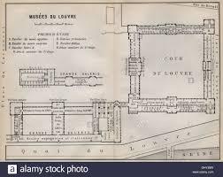 louvre museum floor plan 17th century paris map stock photos u0026 17th century paris map stock