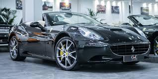 Ferrari California Coupe - ferrari california 2 2 2009 gve luxury vehicles london