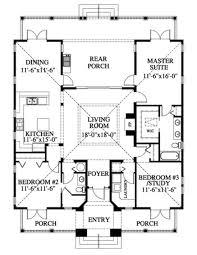 Dogtrot House Floor Plans Modern Dogtrot Home Plans