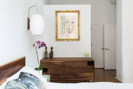 a young family u0027s brooklyn home george nelson wall sconces and