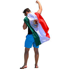 Mexixan Flag Amazon Com Freedomcapes Mexican Flag Cape Lucha Libre Costume
