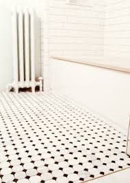 to retile a bathroom for a bright new look