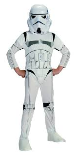 amazon com star wars classic stormtrooper child costume small
