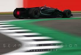 future bugatti 2020 bugatti 101p f1 2020 concept testing livery on behance