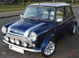 mini cooper modified classic mini cooper sport 1 3i rover not bmw w reg 2000 full