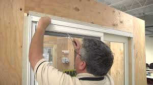Removing Patio Door by Removing And Adjusting The Ultimate Sliding Screen Youtube