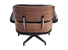 Eames Lounge Chair Replica Eames Chair Replica Lounge White Concept Chairs Side And Ottoman