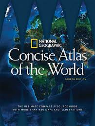 National Geographic Infographic Reveals What The Consumes 27 Best Atlases For Map In 2017 Brilliant Maps