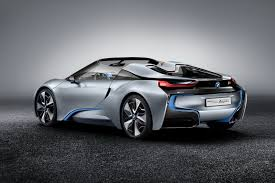 Bmw I8 Logo - bmw i8 spyder concept officially announced bmwcoop
