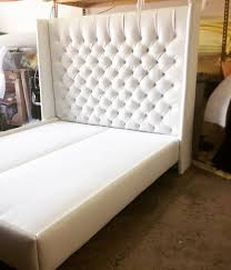 Beds Frames And Headboards Custom Bedding And Bed Frames Or Headboards Alana Alegra Interiors