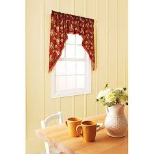 Curtains For A Kitchen by 43 Best Curtains And Cheeries Images On Pinterest Watercolor