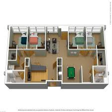 1 bedroom house floor plans apartment floor plans near marquette the marq