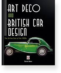 art deco and british car design subtitle