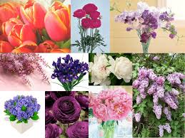 Spring Flower Bouquets - pictures of flower names google search flower posts