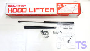 hood lifter bonnet shock up lift gas struts fit toyota hilux revo
