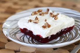 cranberry gelatin salad recipe cheese and nuts