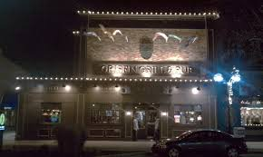 Stone Zoo Lights by Griffin Grill U0026 Pub