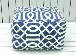 Cushion Ottoman Ottoman Outdoor Cushions Etechconsulting Co