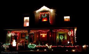 the lope hutchinson kansas christmas lights